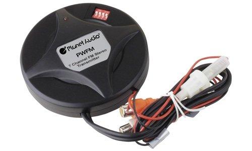 Planet Audio Pwfm Wireless Fm Modulator