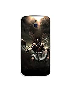 Infocos M2 nkt01 (44) Mobile Case from Mott2 - Angry Parshuram - Holy (Limited Time Offers,Please Check the Details Below)