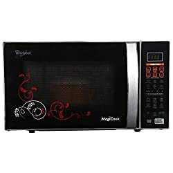 Whirlpool Magicook Elite 20-Litre Convection Microwave Oven (Sparkling Silver)