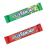 Jolly Ranchers Cherry and Apple Sticks x20