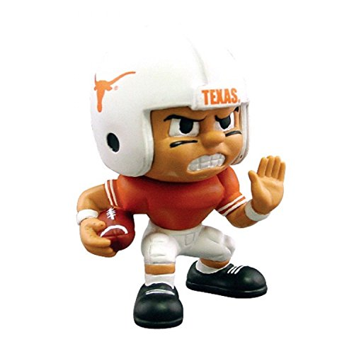 Lil Teammates Series Texas Longhorns Running Back Figurine (Edition 1) (Lil Teammates Longhorns compare prices)