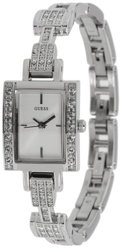 GUESS Women's Delicate Retro Glamour Watch