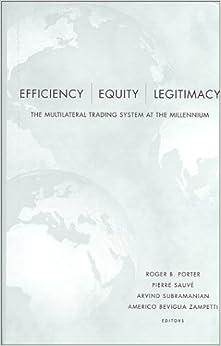 Multilateral trading system in global governance