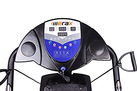 merax vibration machine manual