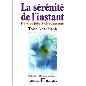 Bibliothèque/ méditation et pleine conscience : La sérénité de l'instant de Thich Nhat Hanh 41SG4PSASJL._SL500_AA300_