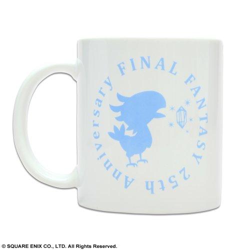 FINAL FANTASY 25周年記念 マグカップ