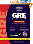 Kaplan GRE Exam 2005 with CD-ROM