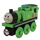 Wooden The Tank Engine Trains Child Boy Railway Toy Kids'Gift New 1pcs