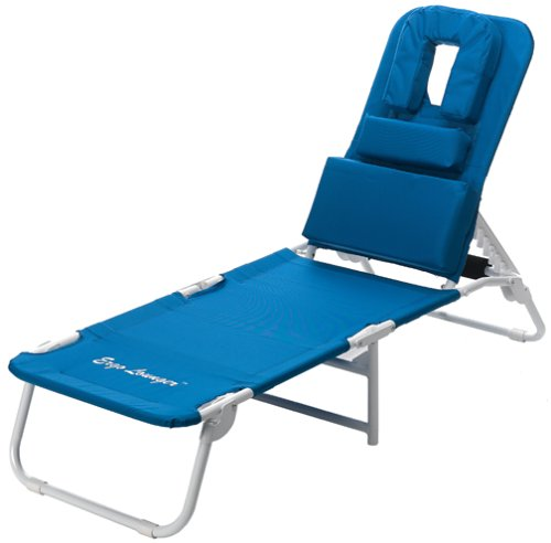 Ergo Lounger RS Therapeutic Face Down Lounger HOT TUBS