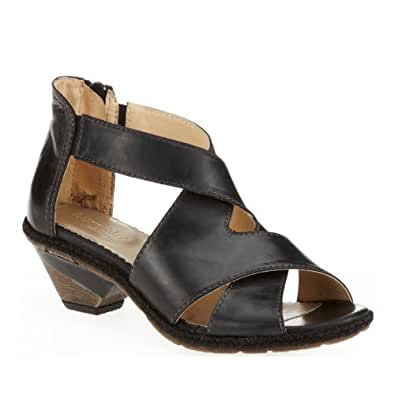 Bussola women 39 s padova cross strap sandals for Bussola amazon