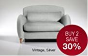 Conran Wollaston Loveseat