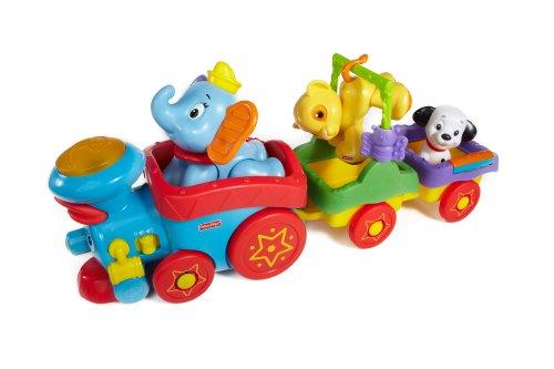 Fisher-Price Disney Baby Amazing Animals Sing-Along Choo-Choo - 1