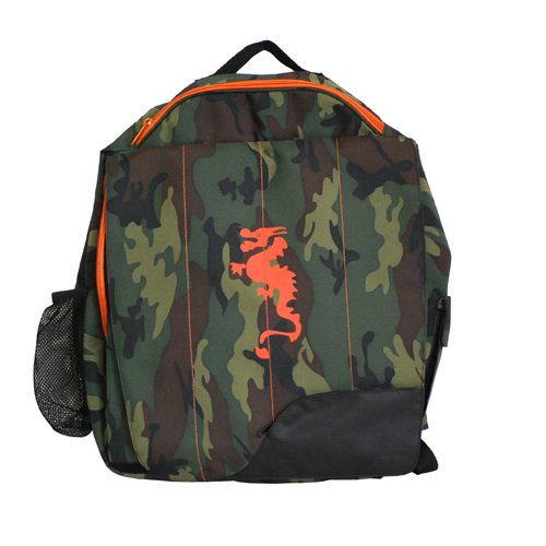 Diaper Dude Little Dude Backpack, Camo Dragon