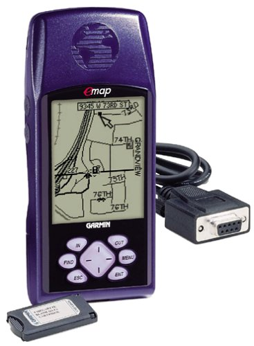 Garmin eMap Deluxe Hiking GPS