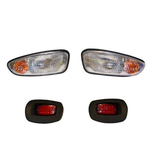 Pro-Fit Pf10978 Basic Light Kit For Gas And Electric Rxv Golf Carts