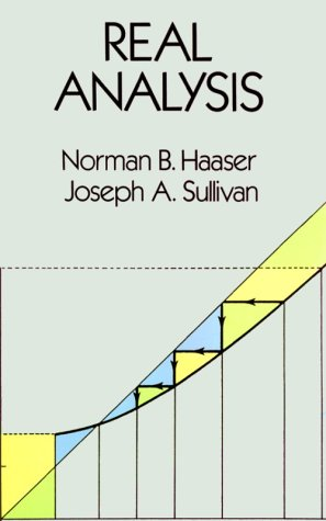 Real Analysis (Dover Books on Mathematics)