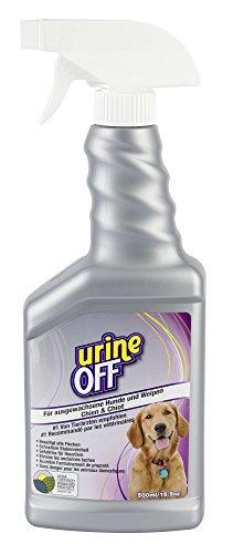URINE OFF Spray per cani 500ml - Igiene toeletta cane