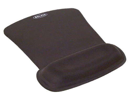 Belkin WaveRest Gel Mouse Pad -Black