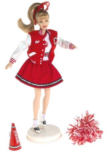 Barbie Collectables, Coca Cola Series: Cheerleader Barbie kaufen