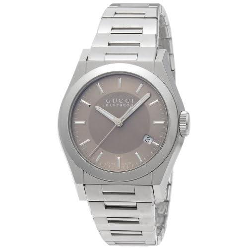 [グッチ]GUCCI 腕時計 パンテオン ブラウン文字盤 YA115424 メンズ 【並行輸入品】