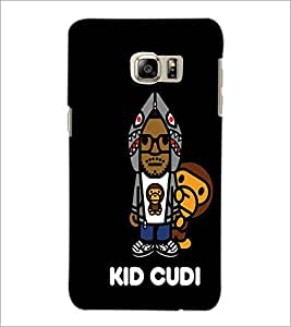 PrintDhaba Cartoon Design D-2416 Back Case Cover for SAMSUNG GALAXY NOTE 5 (Multi-Coloured)