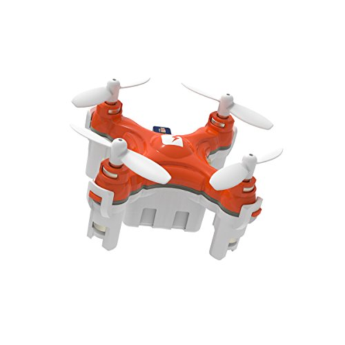 SKEYE Pico Drone - Remote Controlled - Micro Quadcopter with RTF Technology - One Year Warranty (Remote Controlled Quad Copter compare prices)
