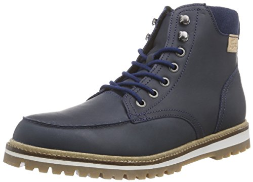 LacosteMONTBARD BOOT - Stivaletti uomo , Blu (Blue - Blau (navy 003)), 44.5