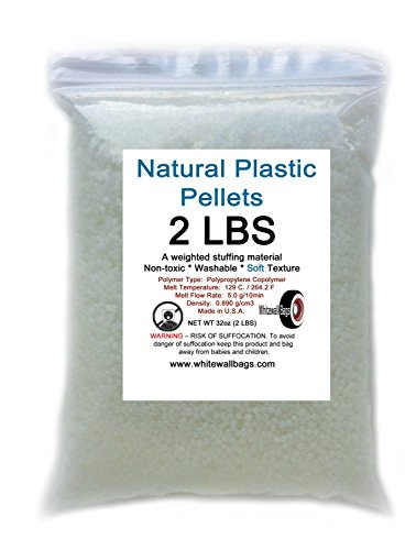Natural Plastic Pellets For Crafting Non Toxic And