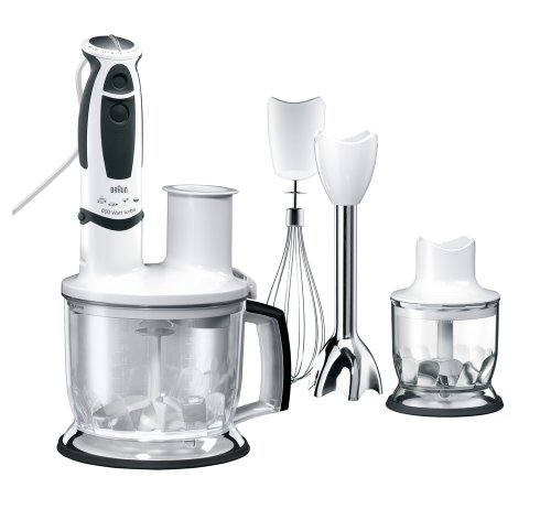 Braun Multiquick 5 MR 570 Patisserie