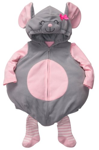 Carteru0027s Baby Girls Little Mouse Halloween Costume (3M-24M) (6-9  sc 1 st  Coolest Halloween Costumes & Little « Coolest Halloween Costumes