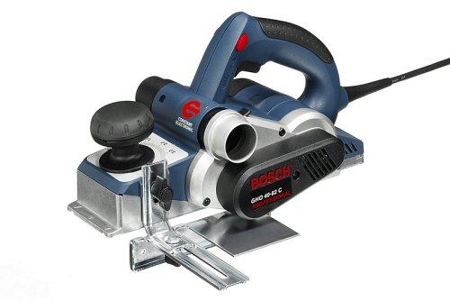Bosch-Professional-GHO-40-82-C-850-W-Nennaufnahmeleistung-82-mm-Hobelbreite-0-40-mm-Spandicke-einstellbar-Falztiefenanschlag-Koffer