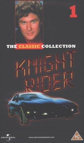 Knight Rider - Classic Collection Box Set [VHS]