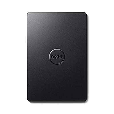 Dell Portable Backup 2 TB Harddrive (784-BBBC)