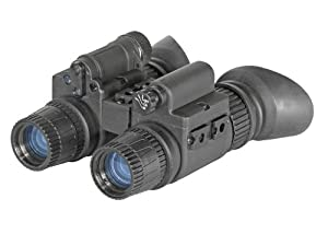 Armasight N-15 Ghost Compact Dual Tube Night Vision Goggle Gen 3 Ghost White Phosphor by Armasight