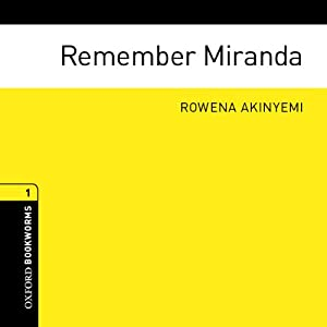 Remember Miranda Audiobook