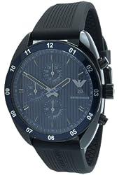 Emporio Armani Men's AR5930 Sport Blue Chronograph Dial Watch
