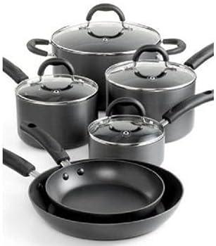 Martha Stewart 10-Pc. Cookware Set