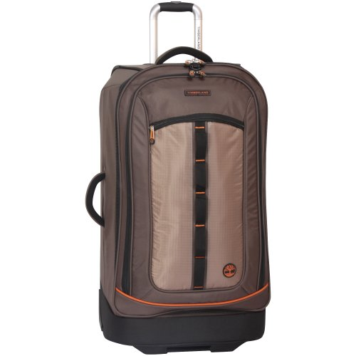 Timberland Luggage Jay Peak 30 Inch Wheeled Upright, Cocoa, One Size best buy