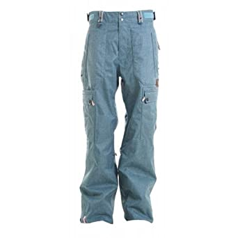 Bonfire Zodiac Snowboard Pants Sea