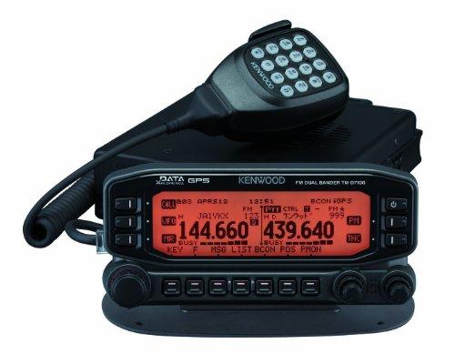 Kenwood Tm-D710G 144/440 Mhz Amateur Mobile Transceiver Aprs/Tnc Gps/Echolink