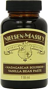 Nielsen Massey Pure Vanilla Bean Paste, 4 Ounce