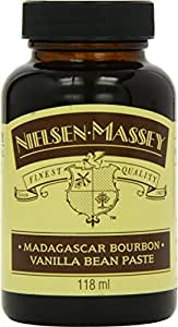Nielsen Massey Pure Vanilla Bean Paste, 4 Ounce