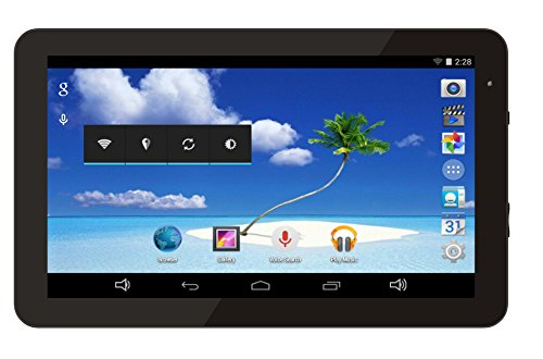 Proscan 10-Inch Android Tablet, 1.4 GHz Quad Core Processor, Android 4.4 Kit-Kat