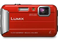 Panasonic Lumix DMC-TS25 16.1 MP Tough Digital Camera with 8x Intelligent Zoom by PAHW7
