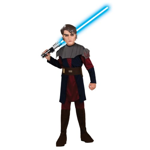 Star Wars Animated Anakin Skywalker Child Costume - Kid's Costumes