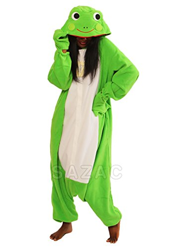 Frog Kigurumi (Adults)