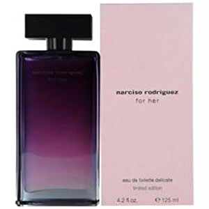 buy narciso rodriguez for eau de toilette delicate spray limited edition 125ml 4 2oz
