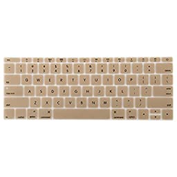 Mosiso - Keyboard Cover Silicone Skin for MacBook 12\