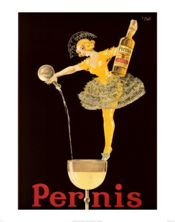 Pernis Wine. Vintage Advertising Reproduction Poster (16 x 20) (Vintage Wine Poster compare prices)