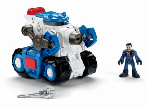 亚马逊海淘:Fisher-Price 费雪玩具坦克  宝宝玩具推荐